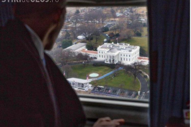 Ultima fotografie cu Barack Obama la Casa Albă. Va intra în istorie