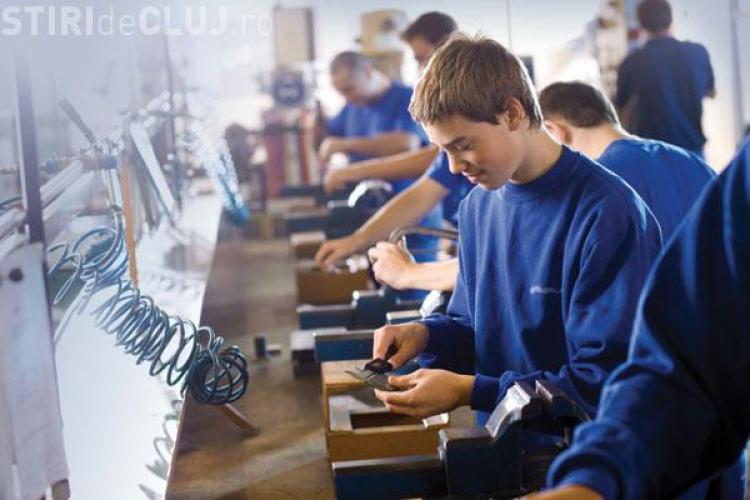 Clasele profesionale sunt un succes la Cluj! Inspectoratul Școlar crește numărul lor