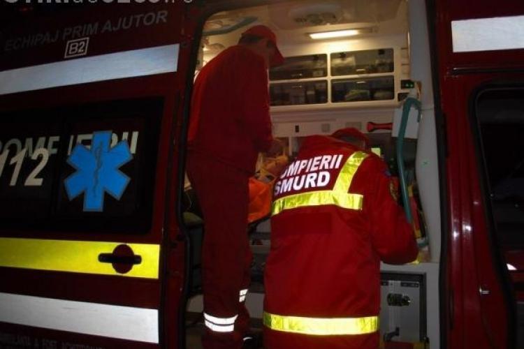 Accident mortal la Florești! Un șofer de 19 ani a gonit pe roșu și a ucis un pieton