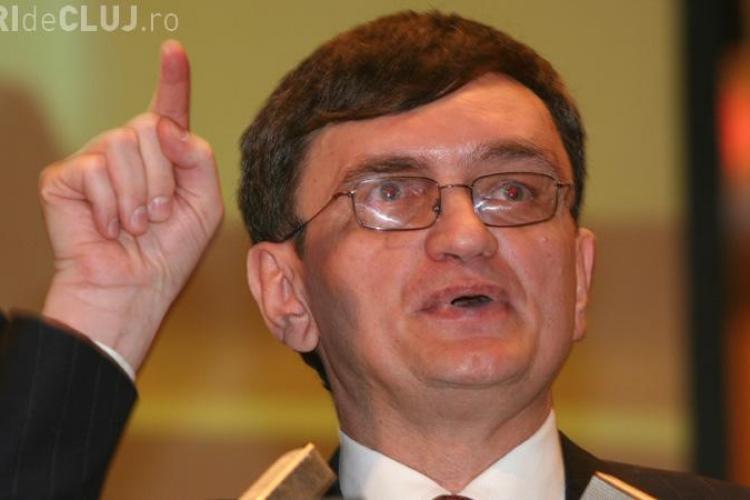 Prima reacție a lui Victor Ciorbea, după promovarea ordonanței grațierii: Nu putem face nimic până când nu intră în vigoare
