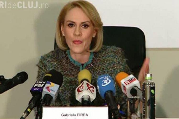 Gabi Firea,: 95% dintre protestatari n-au citit OUG privind codurile