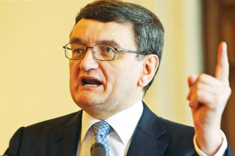 Avocatul Poporului, Victor Ciorbea: Am decis să ridic la CCR excepţia de neconstituţionalitate pentru OUG de modificare a Codurilor penale
