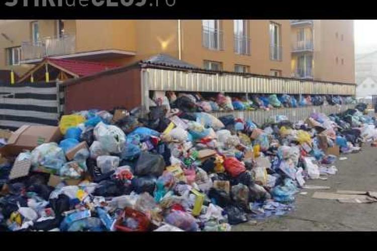 Prefectul Clujului nu va aviza nici acum starea de alertă în Florești, pentru ridicarea deșeurilor