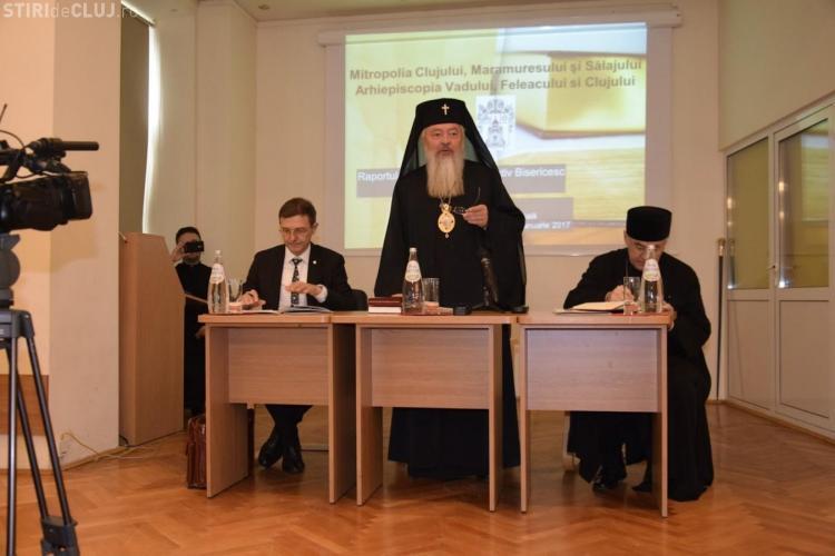Bilanţul Arhiepiscopiei Clujului în anul 2016