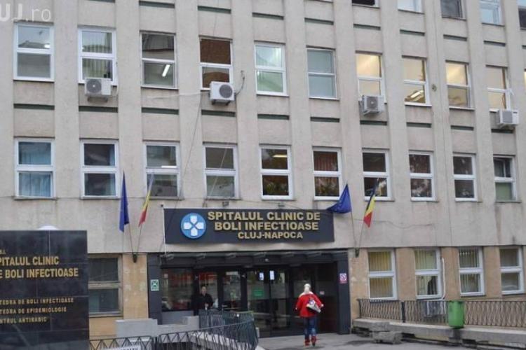 Cluj - Linie suplimentară de gardă la Spitalul de Boli Infecţioase