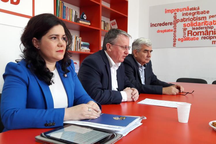PSD Cluj cere o școală pentru copii cu deficiențe la Turda. Cuibus: Avem 100 de copii cu nevoi speciale care vin până la Cluj
