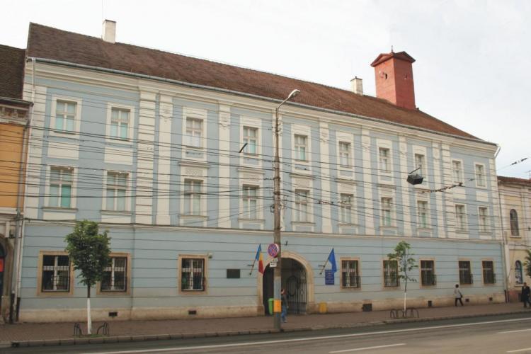 Clădirea în care a avut loc procesul memorandiștilor, reabilitată de Consiliul Județean Cluj
