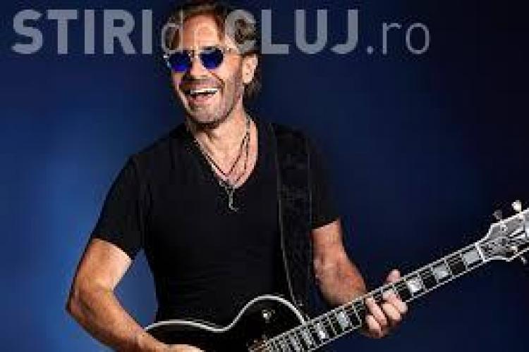 Celebrul chitarist și compozitor Al Di Meola revine la Cluj! Vezi când va avea loc concertul și cât costă biletele
