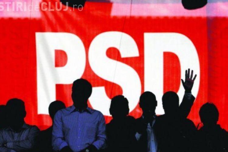 PSD Cluj a adoptat rezoluții de susținere a lui Liviu Dragnea și a Guvernului Sorin Grindeanu