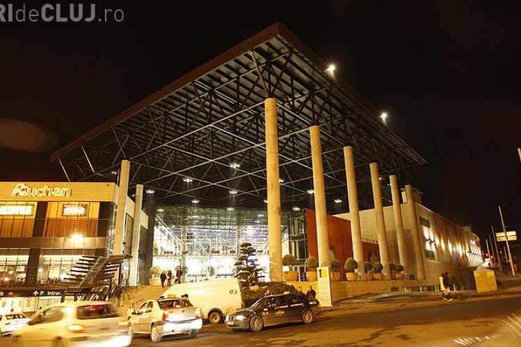 """Iulius Mall Cluj stinge luminile, sâmbătă, pentru a marca """"Ora Pământului"""""""