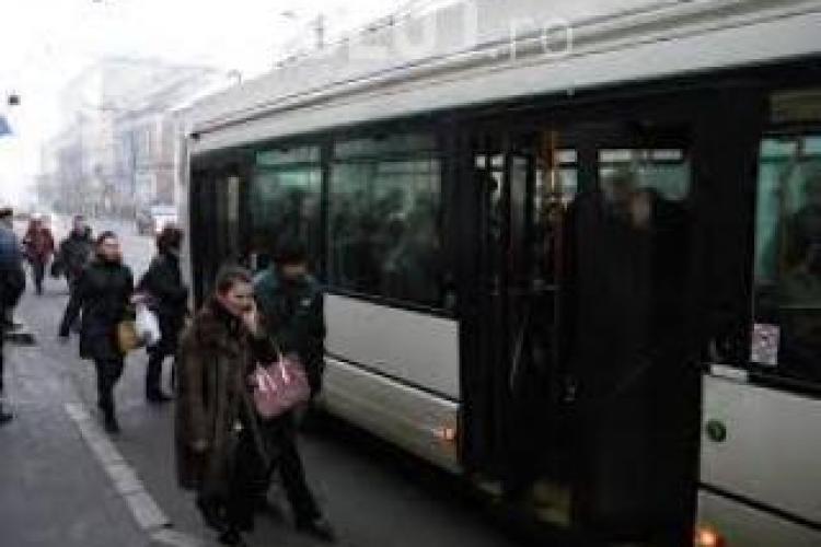 Dezbatere! Se discută despre benzi dedicate pentru transport pe Bd. 21 decembrie 1989 - str. Memorandumului