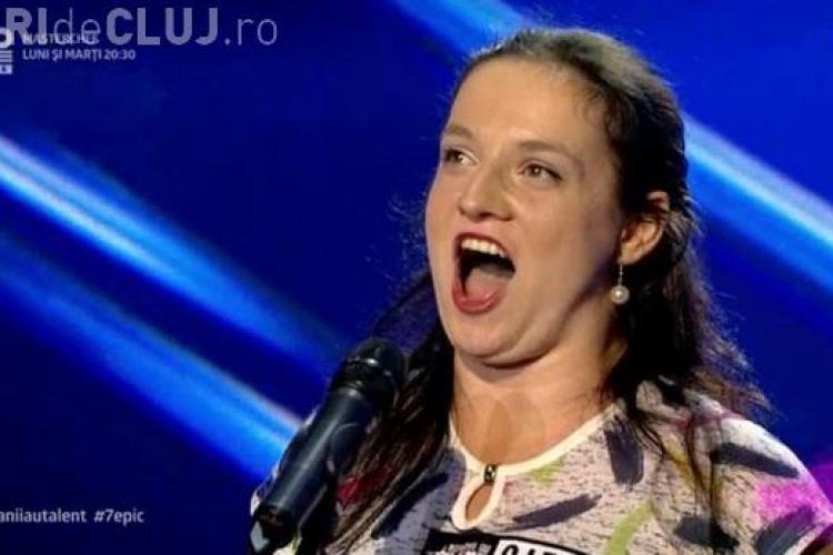 Soprana Paula Rad, femeia de serviciu de la Românii au talent, a mai fost de două ori la preselecții