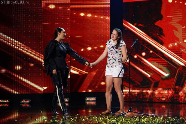 Cluj - VIDEO cu Paula Rad care a UIMIT la Romanii au talent. Femeia de serviciu care a luat Golden Buzz, dar a fost refuzată la Operă