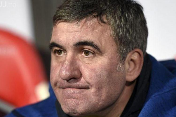 """CFR Cluj a învins Viitorul. Hagi a criticat sistemul play-off:  """"Am muncit de pomană"""""""