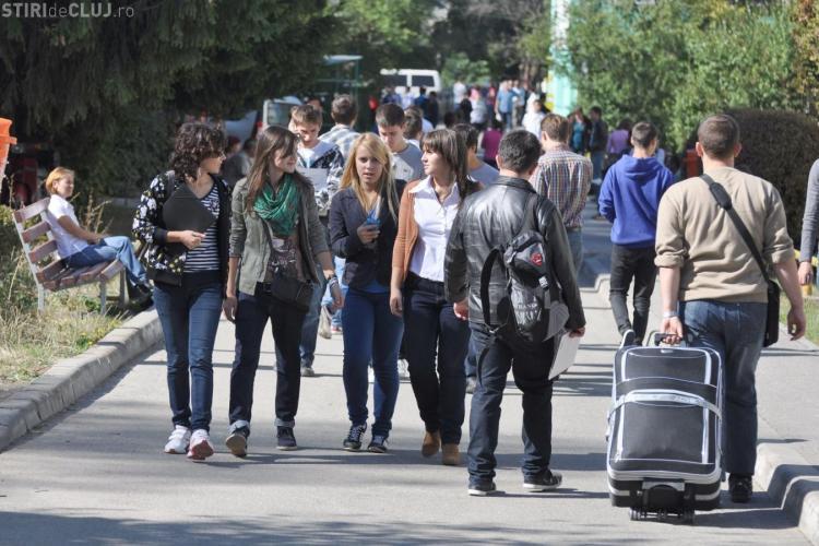 Deputat PSD Cluj, Horia Nasra: Numărul de studenți a scăzut și după introducerea camerelor de filmat la BAC