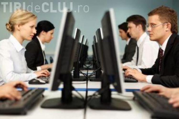 O firmă americană oferă la Cluj salarii de până la 10.000 de dolari