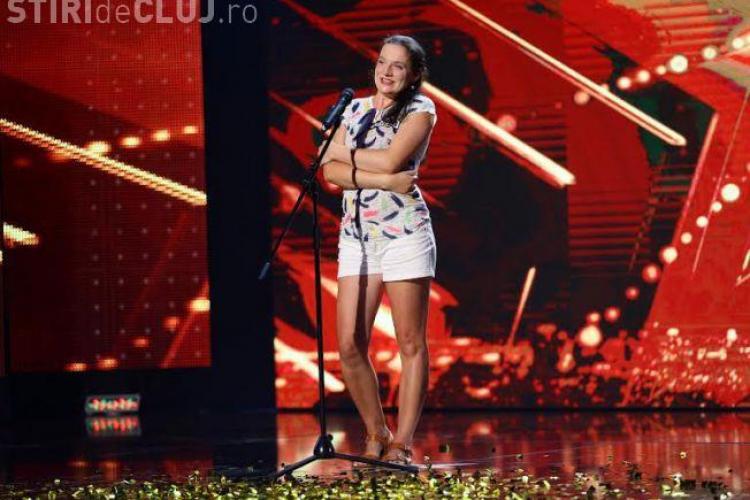 Replica Operei din Cluj. Paula Rad, femeia de serviciu de la Romanii au talent, NU a dat probe