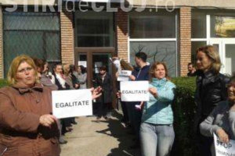 Angajații de la Protecția Mediului Cluj îi cer premierului salarii mai mari. Ce repercusiuni anunță aceștia