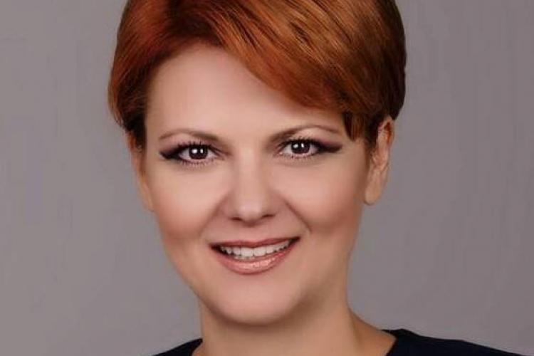 Lia Olguța Vasilescu, virală pe internet. Cum vorbește ministrul Muncii în limba engleză VIDEO