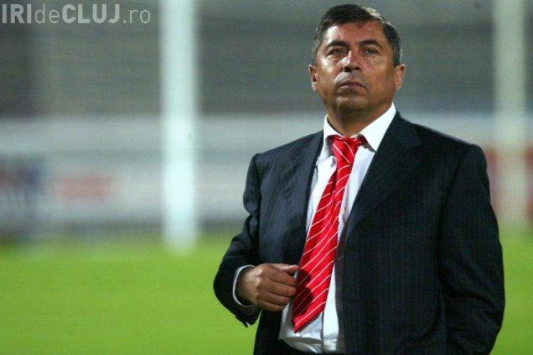 Vasile Turcu, fost acționar la Dinamo, tentativă de sinucidere