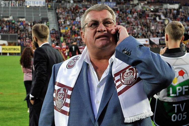 CFR Cluj a ratat ieșirea din insolvenţă şi nu va juca în cupele europene