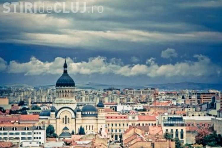 Cluj-Napoca e orașul cu mai mulți turiști decât locuitori