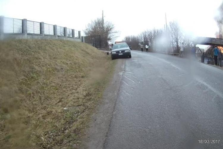 Cluj - Două case de paie din Sălicea s-au făcut scrum - FOTO