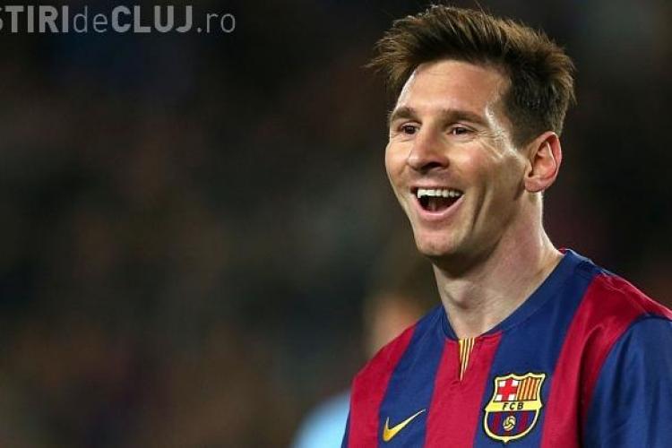 Cum se scuză Messi, după ce a fost suspendat pentru că a înjurat un arbitru