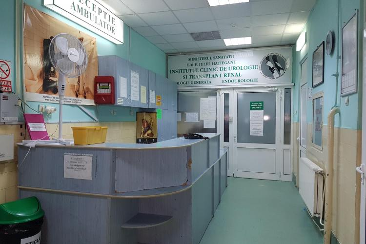 Percheziţii la Institutul de Transplant Renal din Cluj-Napoca și la o clinică privată