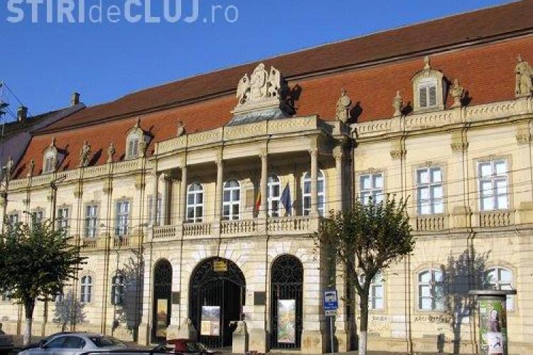 Palatul Banffy din centrul Clujului va fi reabilitat