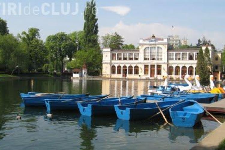 Cluj: Se deschide sezonul de canotaj pe Lacul Chios
