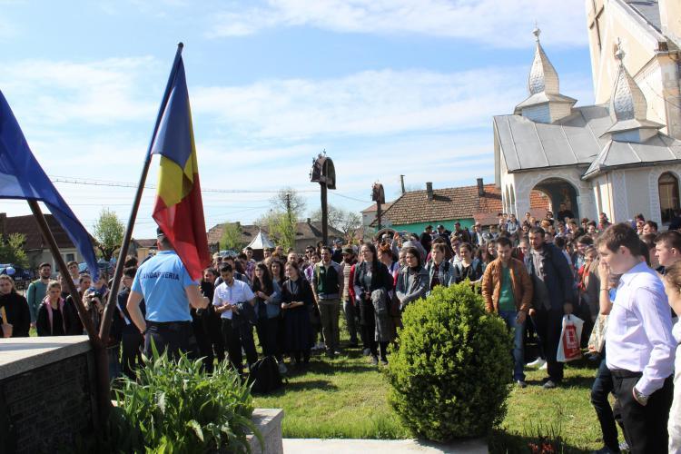 Jandarmii asigură paza de Sărbătorile Pascale, în principalele lăcașuri de cult din Cluj