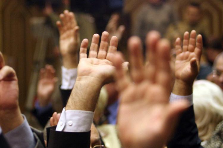 Comisia Juridică din Senat a votat graţierea pentru fapte de corupţie