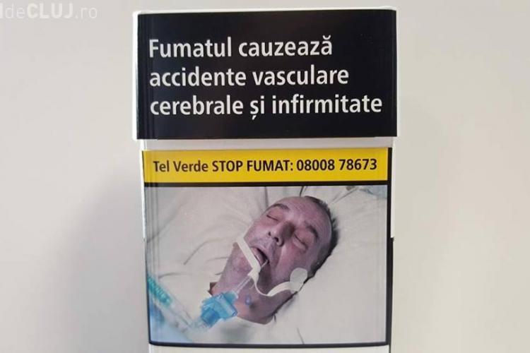 Institutul Inimii Cluj face LUMINĂ în scandalul privind poza românului în comă, de pe pachetele de țigări