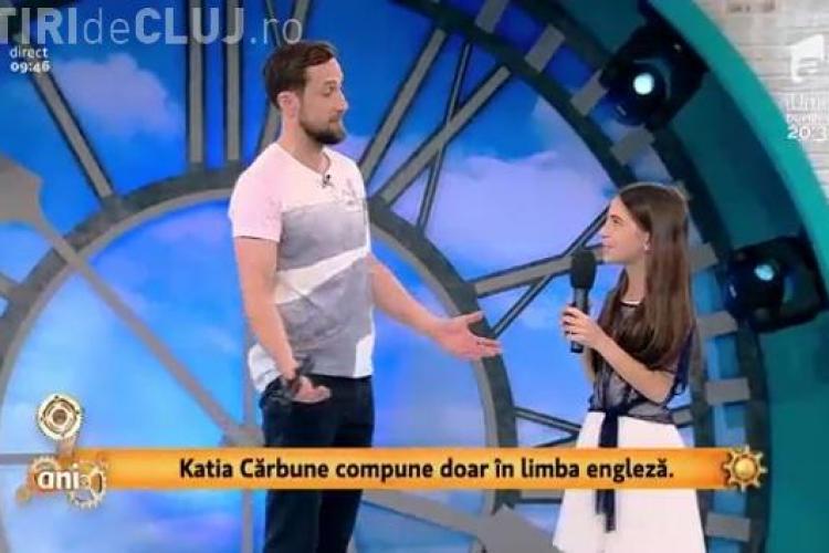"""Dani Oțil are un """"talent"""" ascuns pe care i l-a dezvăluit Katiei Cărbune, câștigătoarea Next Star- VIDEO"""