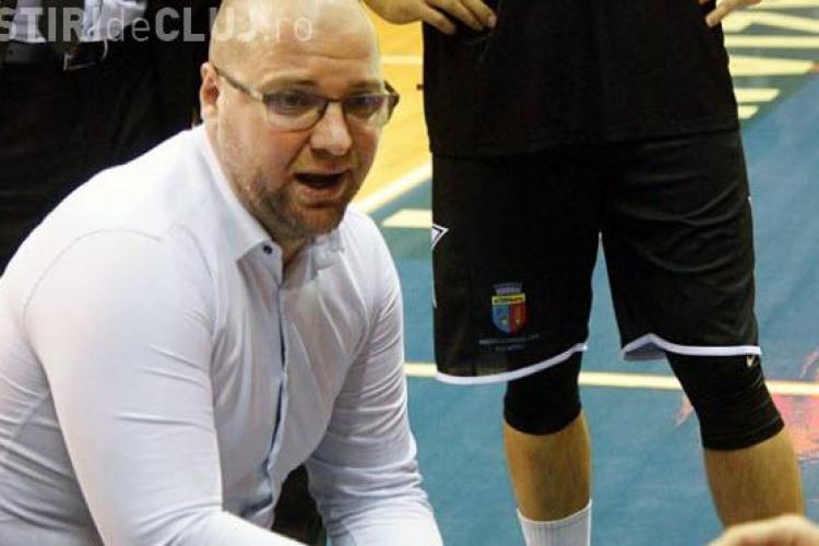 U BT îi cheamă pe suporteri la baschet să susțină echipa în lupta cu Oradea