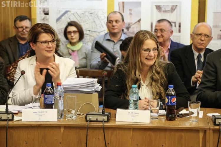 După demisia Annei Horvath, Clujul are un nou viceprimar maghiar