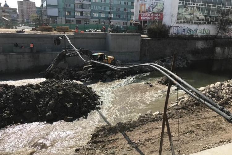 """Viceprimarul Gheorghe Șurubanu: """"Continua lucrările la podul Traian"""". Comentariile sunt EPICE"""