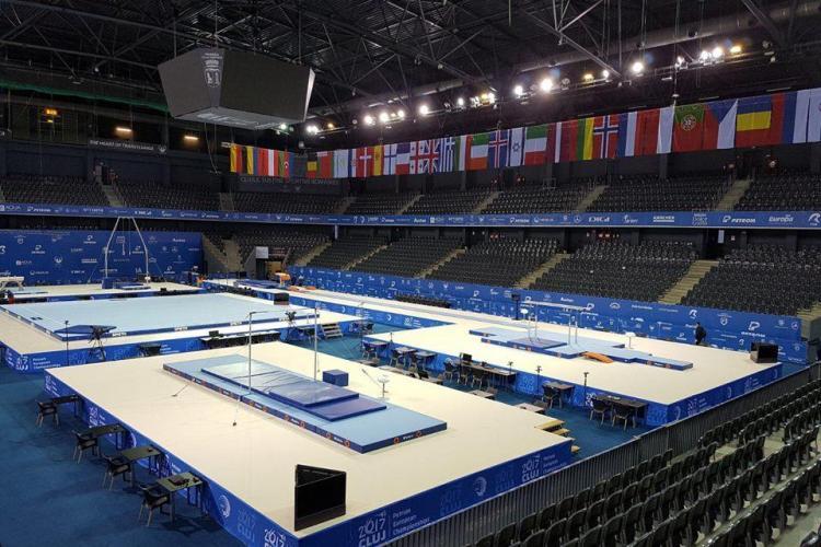 Campionatele Europene de Gimnastica la Cluj: Programul evenimentelor ca sa-ti organizezi cat mai bine timpul