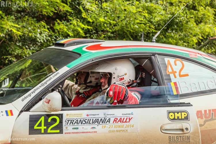 În Cluj-Napoca vor fi restricții de circulație cu ocazia Transilvania Rally 2017