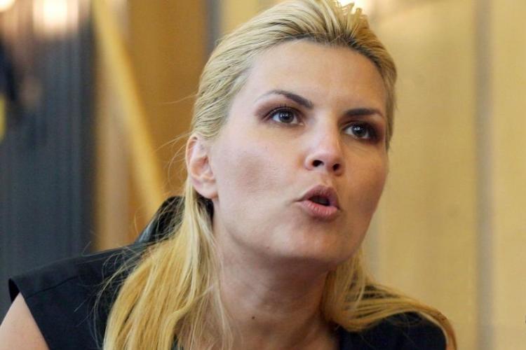 Elena Udrea, CONDAMNATĂ la şase ani de închisoare cu executare