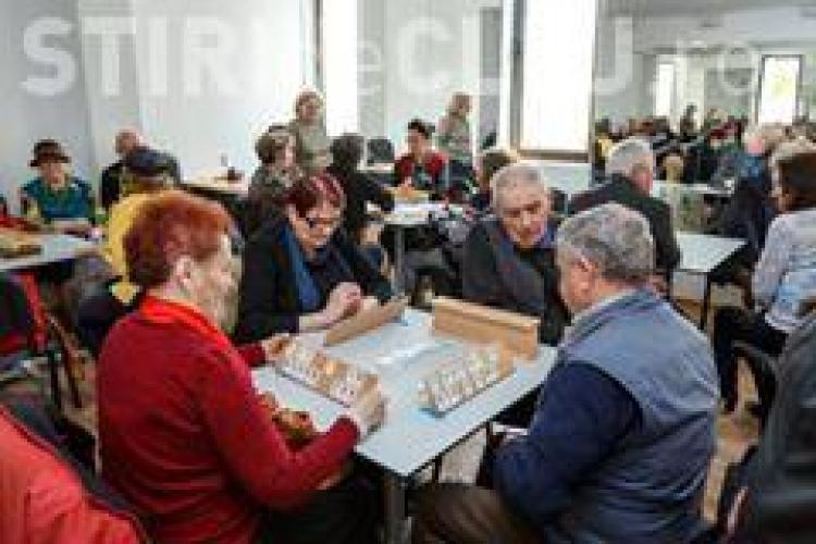 S-a deschis un nou club al pensionarilor, în Mănăștur FOTO