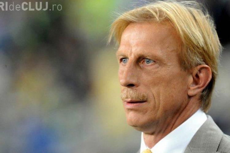 După România-Danemarca de pe Cluj Arena, Florin Prunea a dezvăluit SALARIUL lui Daum