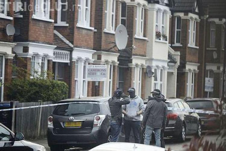 Femeie împușcată de polițiști la Londra, într-o intervenție antitero. Alte patru persoane au fost reținute VIDEO