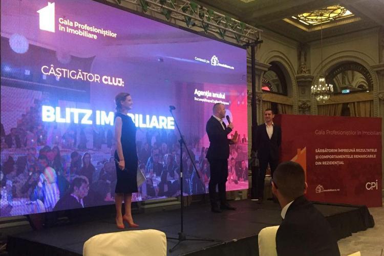 Blitz, Agenția Anului 2016 în Cluj! FOTO (P)