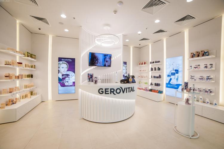 Farmec a deschis primul său magazin Gerovital din Cluj! Vezi cu ce oferte speciale sunt așteptați clienții FOTO(P)
