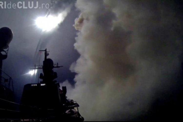 Atac cu rachete al SUA în Siria! Trei militari și doi civili au murit VIDEO