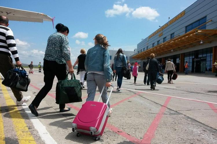 Aeroportul Cluj anunță noi rute și mai multe zboruri pe cele actuale în programul de vară 2017