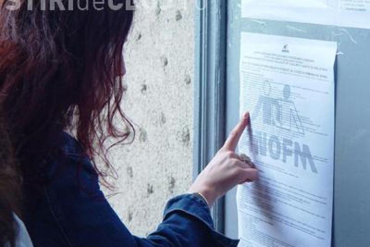 Numai 221 de locuri de munca disponibile in judetul Cluj! Vezi ce meserii se cauta