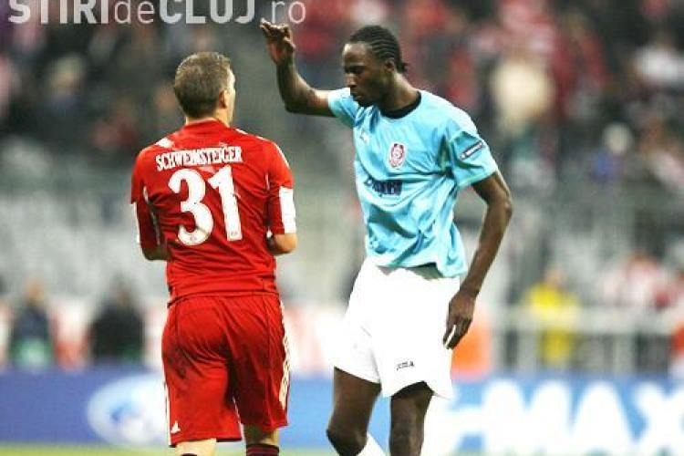 CFR Cluj - Bayern Munchen, un meci de totul sau nimic! VEZI REZUMAT VIDEO meciul tur!